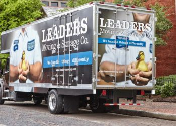 Cincinnati moving company Leaders Moving & Storage Co.