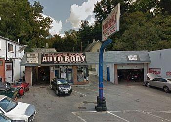 Baltimore auto body shop Leading Edge Auto Body & Mechanical Repair