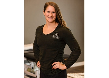 Columbus physical therapist Leah Vertullo, DPT