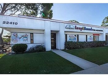 Torrance preschool Leap & Bound Academy