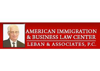 Virginia Beach immigration lawyer Leban & Associates PC