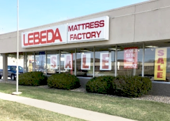 Des Moines mattress store Lebeda Mattress Factory