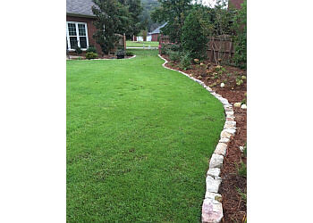 Huntsville landscaping company Ledford's Landscaping Inc.