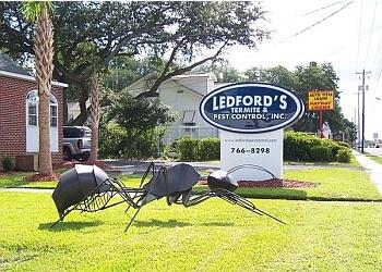 Columbia pest control company Ledford's Termite & Pest Control, Inc.