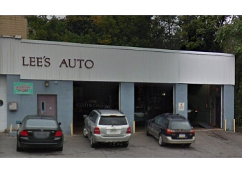 Allentown car repair shop Lee's Auto Service JC