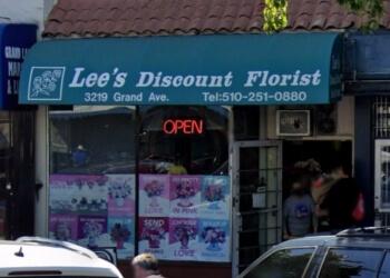 Oakland florist Lee's Discount Florist