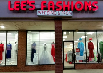 Chesapeake bridal shop Lee's Fashions