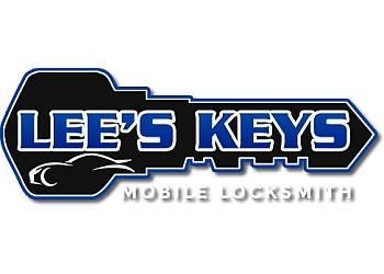 Visalia locksmith Lee's Keys