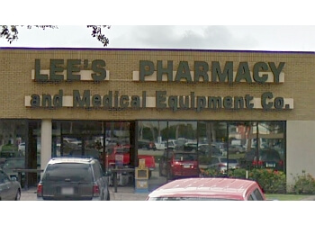 McAllen pharmacy Lee's Pharmacy