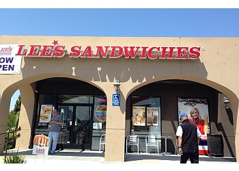 Torrance sandwich shop Lee's Sandwiches