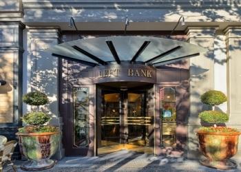 San Jose french restaurant Left Bank Brasserie