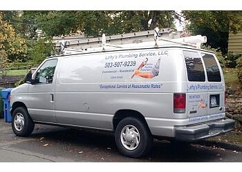 Salem plumber Lefty's Plumbing Services, LLC.