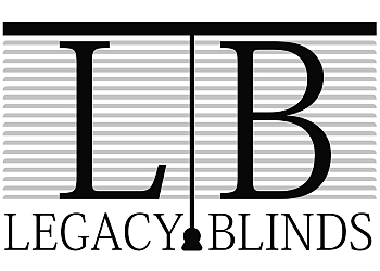 Fayetteville window treatment store Legacy Blinds