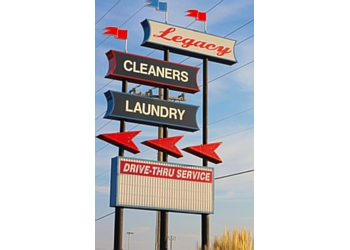 Oklahoma City dry cleaner Legacy Cleaners & Laundry