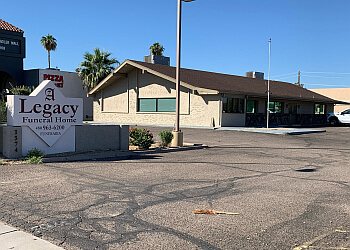 Chandler funeral home Legacy Funeral Home