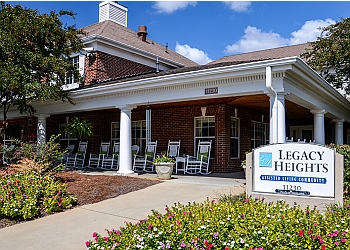 Charlotte assisted living facility Legacy Heights Community