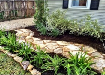 Waco landscaping company Legacy Landscapes