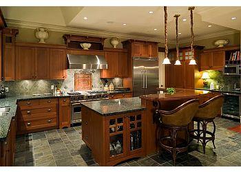 Riverside custom cabinet Legacy Millworks