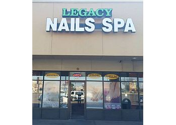 Lubbock nail salon Legacy Nails Spa