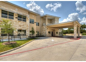 Austin assisted living facility Legacy Oaks Assisted Living and Memory Care