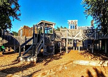 Lubbock public park Legacy Play Village