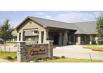 Midland assisted living facility Legacy Ranch