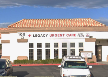 Henderson urgent care clinic Legacy Urgent Care