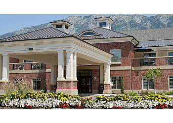 Provo assisted living facility Legacy Village of Provo
