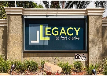 Gainesville apartments for rent Legacy at Fort Clarke