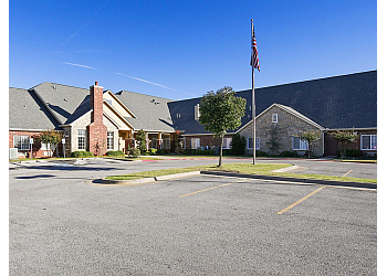 Oklahoma City assisted living facility Legend Assisted Living at Rivendell