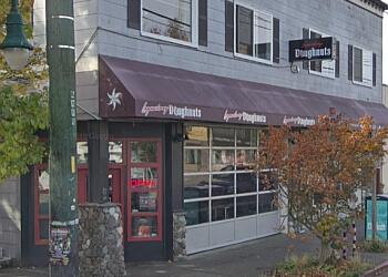 Tacoma donut shop Legendary Doughnuts