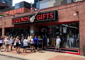 Nashville gift shop Legends Gifts