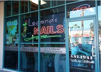 Rancho Cucamonga nail salon Legends Nails