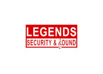 Columbia security system Legends Security & Sound, Inc.