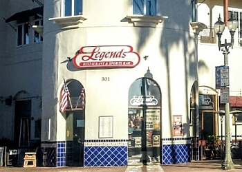 Huntington Beach sports bar Legend's Sports Bar