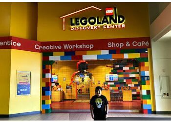 Tempe places to see Legoland Discovery Center