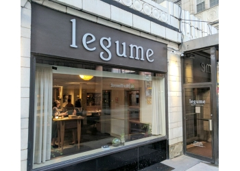Pittsburgh french restaurant Legume