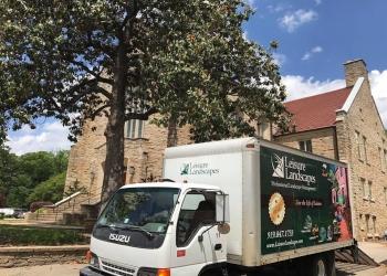 Durham landscaping company Leisure Landscapes, Inc.