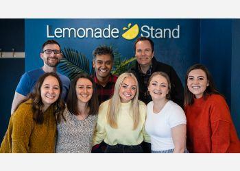 Riverside web designer Lemonade Stand
