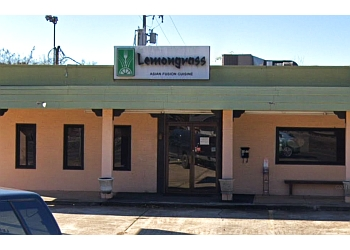 Shreveport thai restaurant Lemongrass Asian Fusion Cuisine