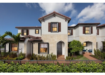 Pembroke Pines home builder Lennar Corporation