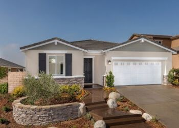 San Bernardino home builder Lennar Homes at Rosena Ranch