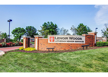 Columbia assisted living facility Lenoir Woods