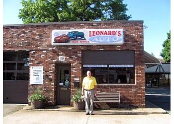 Springfield car repair shop Leonard's Auto Repair Inc.