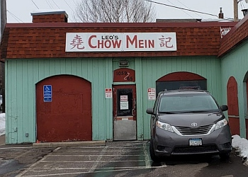 St Paul chinese restaurant Leo's Chow Mein