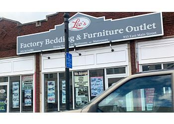 Bridgeport mattress store Leo's Factory Bedding & Furniture Outlet