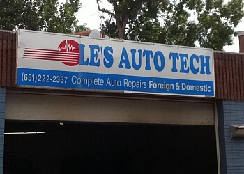 St Paul car repair shop Le's Auto Tech