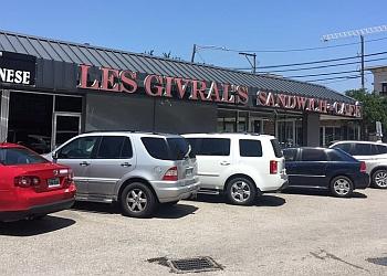 Houston vietnamese restaurant Les Givral's