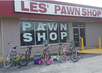 Chattanooga pawn shop Les' Pawn Shop