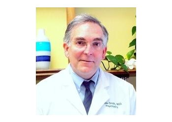 Memphis psychiatrist Leslie E. Smith Jr., MD
